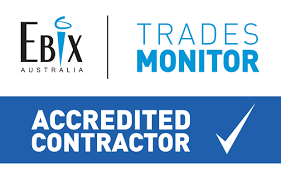 Ebix Australia - Trades Monitor - Accredited Contractor